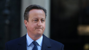 Former British prime minister David Cameron's lobbying on behalf of Greensill has raised eyebrows.