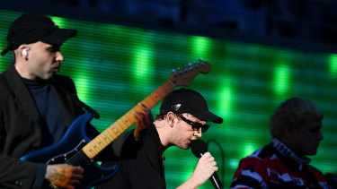 DMA's cover of Believe has more than 24 million streams but it wasn't enough to please the AFL fans.