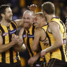 Hawthorn's winning farewell for a diamond in the Rough