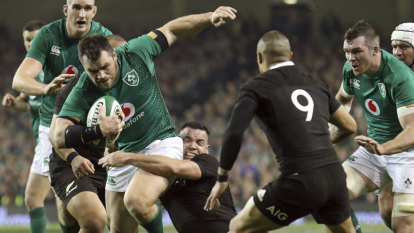 First Wales, now Ireland can knock All Blacks down a peg or two