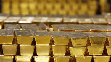 Uncertainty in global markets has seen gold prices rising.