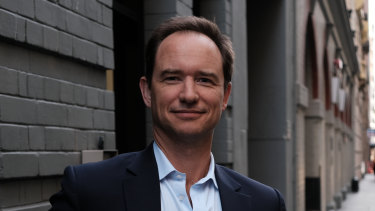 Plenti chief executive Daniel Foggo.