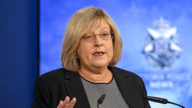 Victorian Police Minister Lisa Neville.