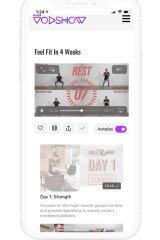 Feel Fit in 4 Weeks will get you feeling strong, fast.