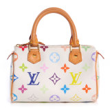 One of Murakami's Louis Vuitton bags.