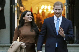 "Eyebrows have been raised in royal circles at suggestions Meghan has endured ""hundreds of thousands of inaccurate articles about her""."