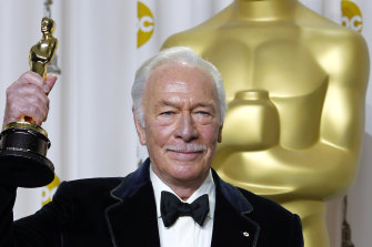 Christopher Plummer became the oldest winner of a competitive Oscar aged 82.