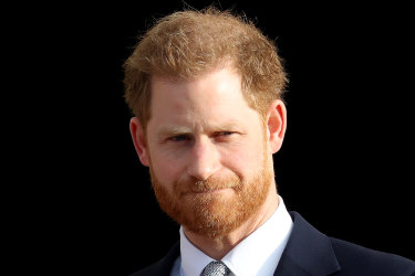 'Great sadness': Prince Harry defends Meghan