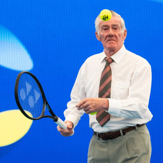 If Federer were to win the Australian Open this time around, he'd eclipse Ken Rosewall as the oldest-ever champion.