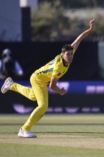 Cummins missed the IPL last year through injury.
