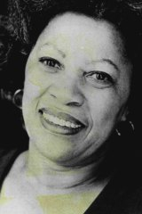 Toni Morrison, pictured in 1988.