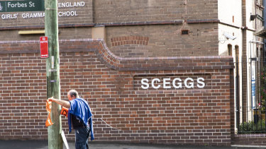 Fees at one of Sydney's most expensive private schools, SCEGGS Darlinghurst, have exceeded $38,000 per year for the first time.