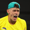 Victory over Zverev the first step towards big leap for Alex de Minaur