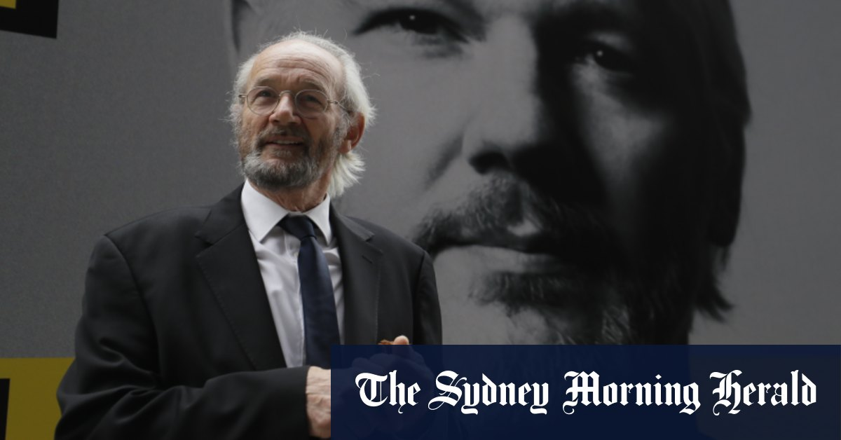 'This is nonsense': Julian Assange interjections earn stern warning – Sydney Morning Herald