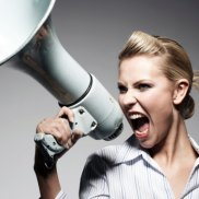 What do I do about my noisy colleagues?