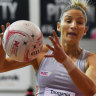 'You have to meet me halfway': Ravaillion and Treloar content with Queensland netball comeback