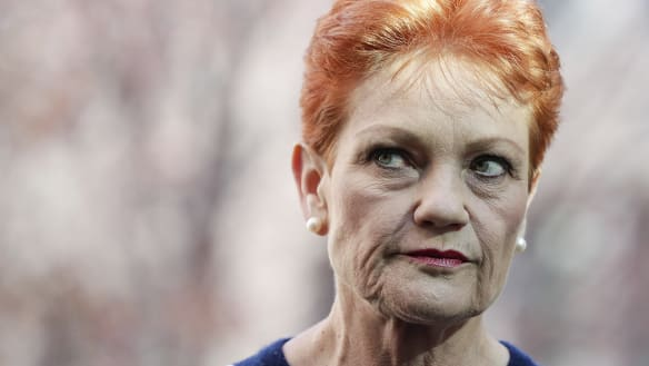 Explosive letter reveals One Nation may be in breach of electoral laws