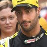 Frustrated Ricciardo keeps his smile - just