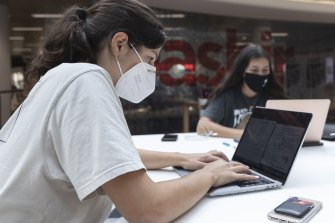 Mask-wearing indoors is here to stay as health authorities work to prevent large uncontrolled outbreaks even as vaccination rates rise.
