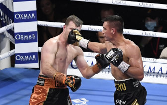 Jeff Horn's bout with Tszyu should have been stopped earlier.