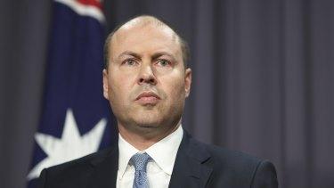 Treasurer Josh Frydenberg says the Australian government has confidence in the COVID-19 vaccine.