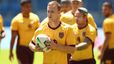Staying focussed: Daly Cherry-Evans