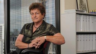 Victorian Women's Trust executive director Mary Crooks.