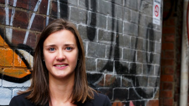 Felicity Sowerbutts is the director of the Young Workers Centre and has been dealing with complaints about Subway.