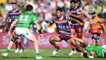 Premiership-winning rake Apisai Koroisau is off to Penrith next season.