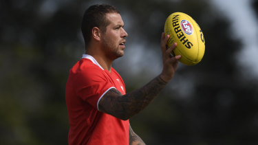 Lance Franklin has not played since round 23, 2019. We are still no closer to knowing when his next game will come.