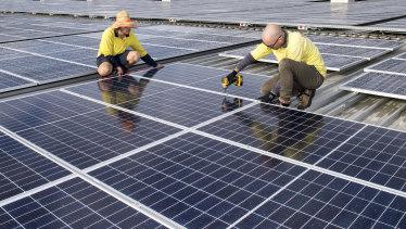 Enwave Australia will lead a consortium to build a solar microgrid near Mandurah.