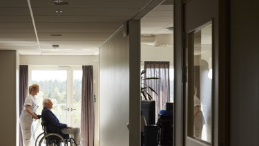 Pressure is growing on the aged care sector.