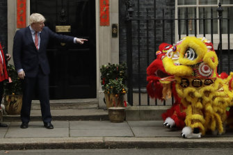 The UK government has ignored concerted US pressure over Huawei.