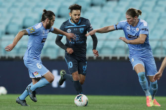 A-League season set to begin on December 27.