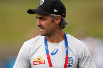 Daniel Giansiracusa has emerged as a candidate for the North Melbourne job.