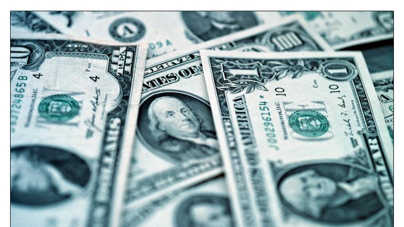 Greenbacks Aussie Dollar