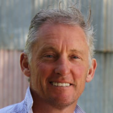 Jeremy Bayard, Ace Farming CEO.