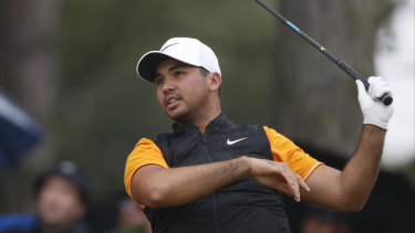 Jason Day couldn't make a dent in this year's British Open.