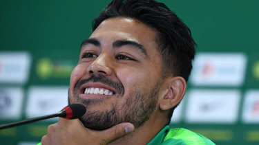 """""""I thought I was going to make an impact but it didn't happen"""": Massimo Luongo."""