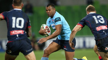 Kurtley Beale is yet to sign a new deal for Super Rugby 2020.