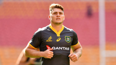James O'Connor looks set to play a strong hand in Australia's Bledisloe Cup campaign.