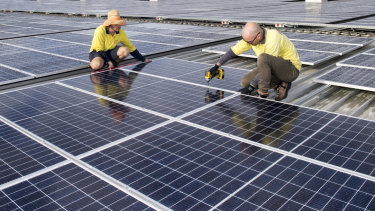 Enwave Australia will lead a consortium to build a solar microgrid near Mandurah.