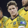 Rugby year in review: Wallabies suffer tough year on and off the field