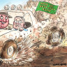 A wild ride with the bushwhacker: Barnaby Joyce's return transforms Morrison's easy dominance of his government