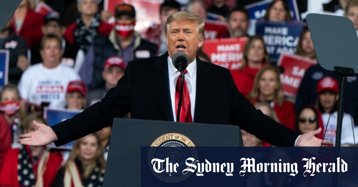 Unreality shows: the extremist networks battling for pro-Trump viewers – Sydney Morning Herald