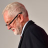 Jeremy Corbyn has lead Britain's Labour Party to a humiliating defeat.