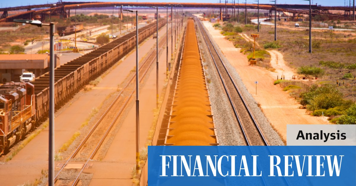 Image of article 'Iron ore miners are the new cash machines'