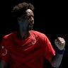 Gael Monfils believes he is capable of winning Australian Open