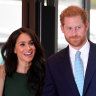 Queen grants permission for Harry and Meghan to split from royal family