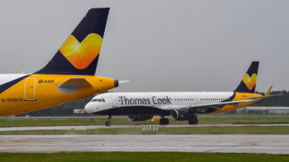 Weddings ruined and passengers stranded by Thomas Cook collapse